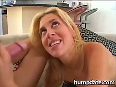 Hot babes get nailed and jizzed