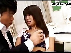 Japanese office sex 1