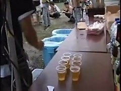 Japanese Girl Fucked At A Festival