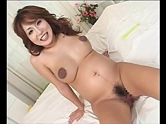 Japanese Pregnant Woman 3 of 3