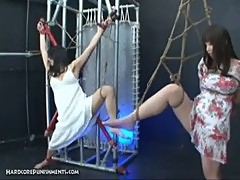 Extreme Japanese BDSM Sex - Kaho and Ayumi