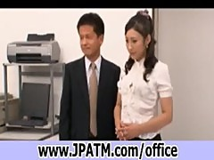 50-office sex japan - japanese secretary fucked in office