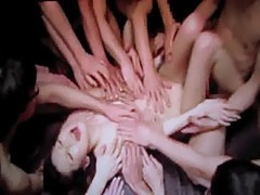 Smoking hot japanese girl gets screwed and creamed