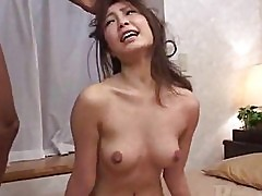 Asian Japanese girl Spanking