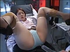 Japanese Chick On Extreme Squirt