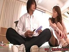 Arisa Sawa Naughty Asian Teacher Part5