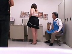 Blackmailed young Wife 8