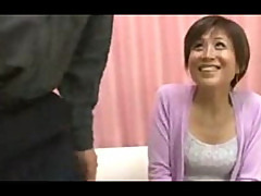 Asian Wife tries to find her Husbands cock