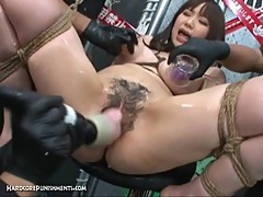 Japanese Bondage Sex - Intense BDSM Sexual Torment 2