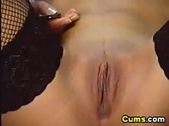 Sexy Asian clitorial oorgasm