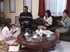 Japanese Wives Hot For BBC !