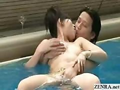 Nudist Japan Hostesses Start Orgy With Horny Clients