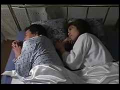 Japanese hoe gets creampied