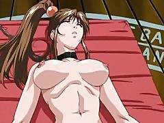 Sexy Asian Hentai cartoons feature sexy busty women fucking