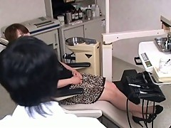 Perverted Dentist Fucks Clients