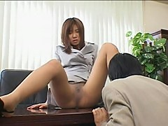Pantyhose asian fetish