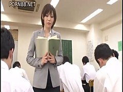 Teacher getting punished