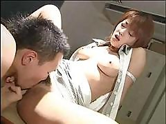 Immature Japanese Lass Can`t Stop Giving Him Her Juicy Pussy