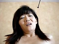 Skinny Chinese Housewife In Germany With A Bushy Pussy Likes Cocks
