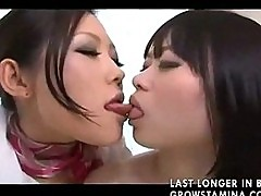 Japanese massage play lesbian ver 4 part2