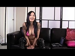 Humiliating tiny asian cock