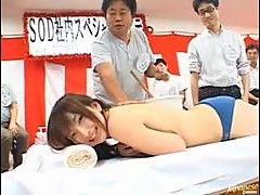 Amateur Teen Asian Gets Covered With A Oil In An Erotic Massage